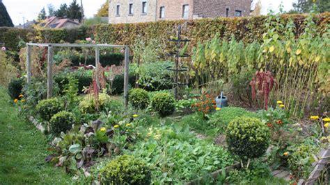 Plantation En Novembre Potager by Un Potager G 233 N 233 Reux M 234 Me En Novembre Quoi De Neuf Au