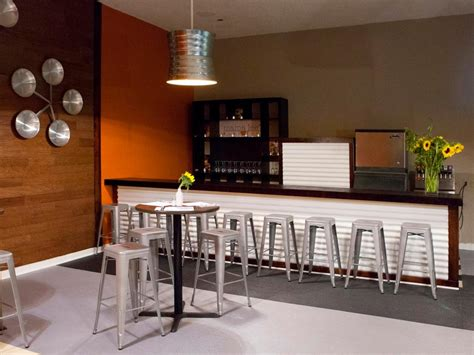 bar decor ideas 13 great design ideas for basement bars hgtv
