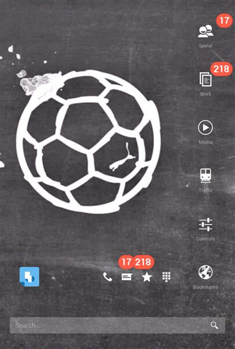 theme blog football 15 android themes for the fifa world cup 2014 hongkiat
