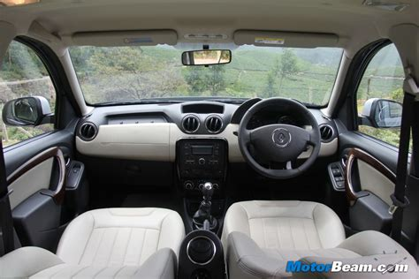 Car Interior Duster indian renault duster the about cars