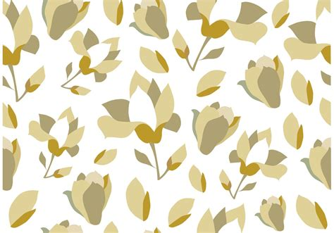 Floral Seamless seamless floral background free vector