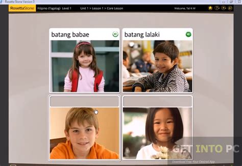 rosetta stone tagalog rosetta stone filipino with audio companion free download