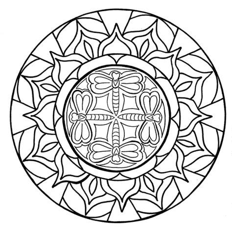 free mandala coloring pages what s your sign mandalas para colorear pintar e imprimir