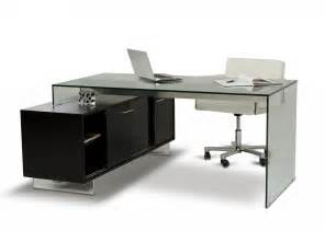 modern office desks archives la furniture - Office Furniture Desk
