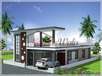 house front elevation designs for single floor single storey elevation 3d front view for single floor
