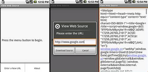 android web viewer 6 aplikacji na androida dla bloger 243 w i webdesigner 243 w