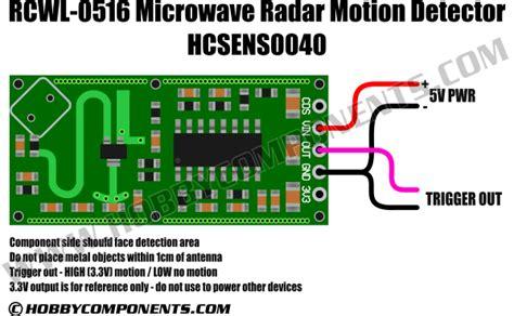 Wireless Motion Sensor Light How Microwave Motion Sensors Work Bestmicrowave