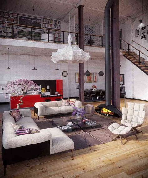 unreal warehouse apartment design  life creative