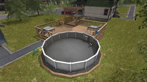 small pool deck mod farming simulator 2017 fs ls mod