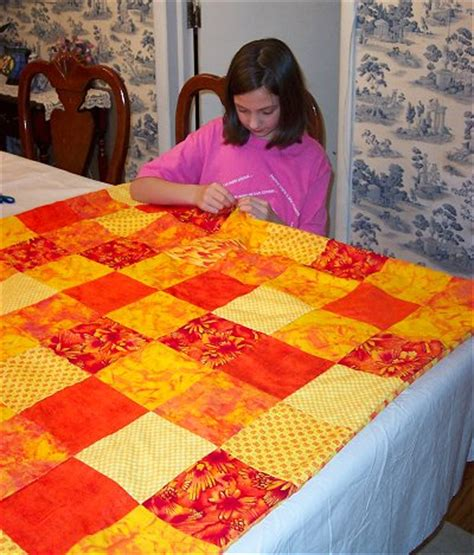 How To Make Easy Quilts by Photos And Pictures Of Pieced And Patch Work Quilts