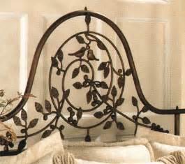 Iron Bed Frame Isabelle Details