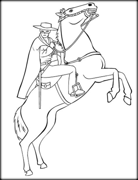 free printable zorro mask best zorro coloring pages for preschoolers color zini
