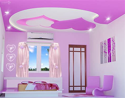 Kids Designs by Pop Ceiling Designs For Kids Room Home Combo