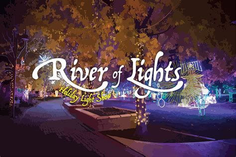 river of lights albuquerque albuquerque s botanic garden river of lights 2017