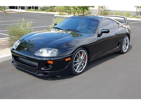 Toyota Supra For Sale In Los Angeles 1994 Toyota Supra Turbo Gorgeous Black Loaded Targa 19 For
