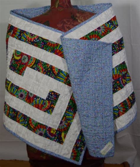 Quilted Prayer Shawl by The Cross In The Labyrinth Quilted Prayer Shawl Aftcra