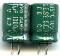 oscon capacitor wiki производители и самые часто встречающиеся серии конденсаторов rom by