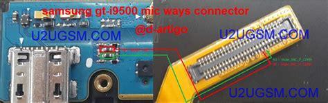Samsung I9500 S4 Tab3 Galaxy S With Mic samsung i9500 galaxy s4 mic solution jumper problem ways microphone