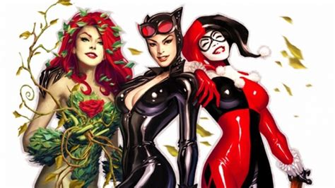 Kaos 3d Umakuka Deadpool david ayer explains why he picked gotham city sirens squad 2 den of