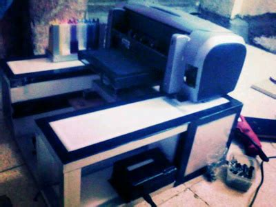 Printer A3 Malang dtg malang tutorial membangun printer dtg