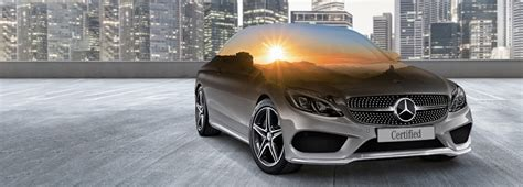 mercedes benz certified pre owned  demonstrator vehicles