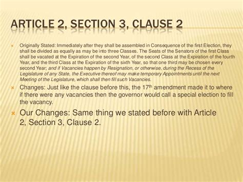 Us Constitution Article 1 Section 2 by Constitution Edits