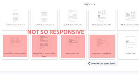 A Mobile Responsive Email Template For Pardot Remarkable Team Pardot Html Email Templates