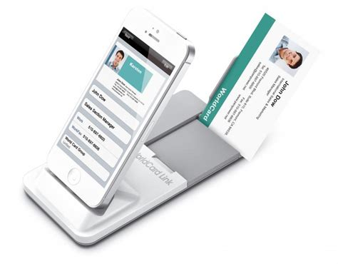 Iphone Business Card Scanner