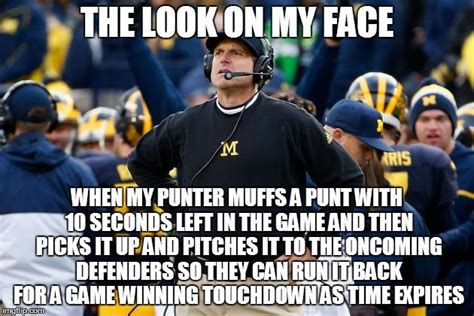 Michigan State Football Memes - 15 memes that perfectly describe 2015 college football season