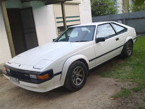 1983 Toyota Supra Th13lz S Profile In Cardomain
