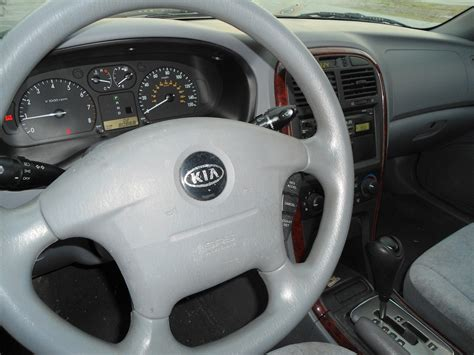 2004 Kia Interior 2004 Kia Optima Pictures Cargurus