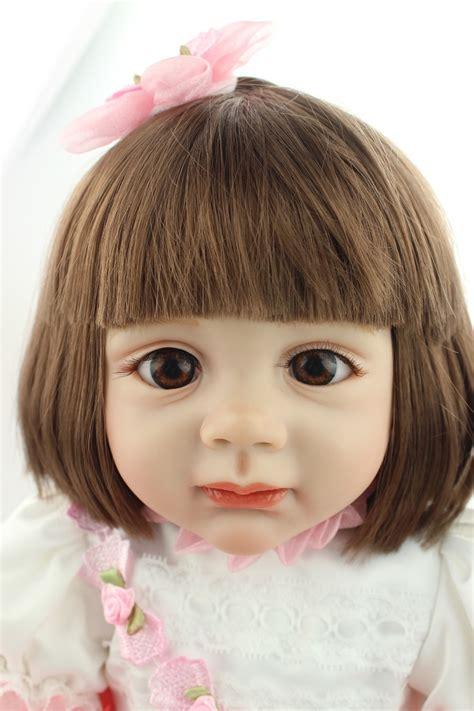 design reborn baby doll ჱ2015 new design ツ 175 soft soft silicone reborn baby