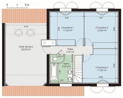 Plan Maison 140 M2 Etage