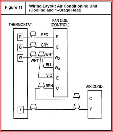 honeywell thermostat wiring diagram 7 wire get free