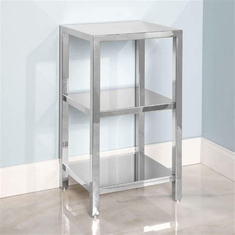 three tier bathroom shelf three tier stainless steel towel shelf bathroom