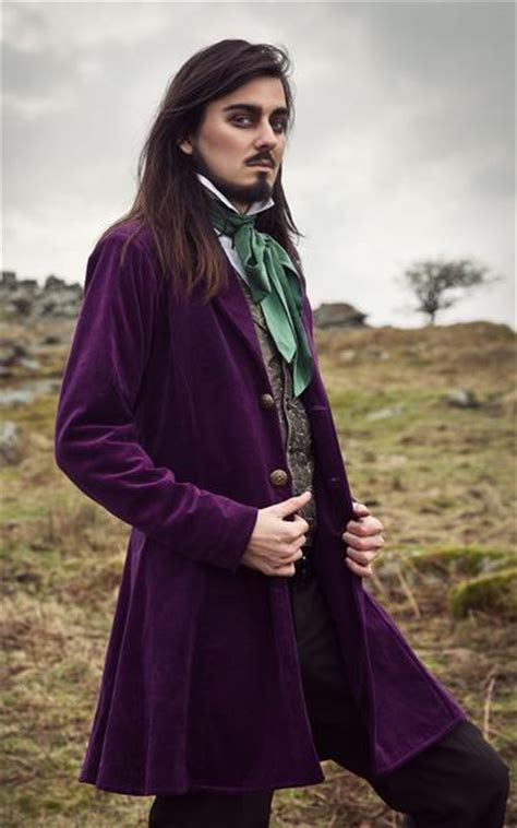 Period style man's three quarter length Frock Coat in ... Waistcoats For Women