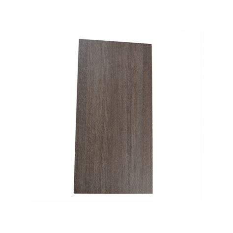 mensola rovere mensola in legno rovere grigio 20x80