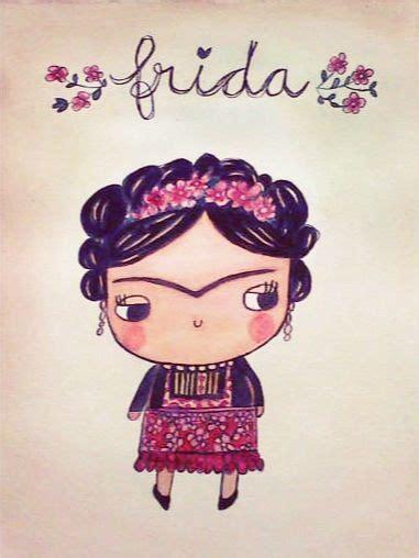 frida kahlo para nias frida kahlo dibujo para ni 241 os buscar con google inspiracion dibujo b 250 squeda y