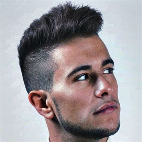 boys haircut curly on top short sides 19 best images about men s cuts on pinterest taper fade