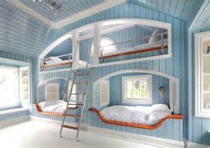 Built In Bunk Beds Save Space With Bunk And Loft Beds Adorable Home