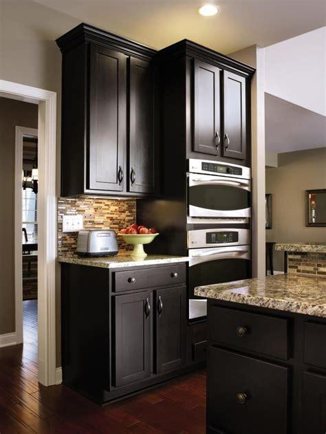 Contemporary Kitchen Cabinet Hardware Pulls aristokraft s modern sarsaparilla is a deep rich finish