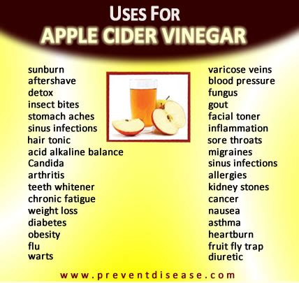 Will Vinegar Put You Through Detox With Taking Xanxa by Is Apple Cider Vinegar That Powerful Of A Health Tonic