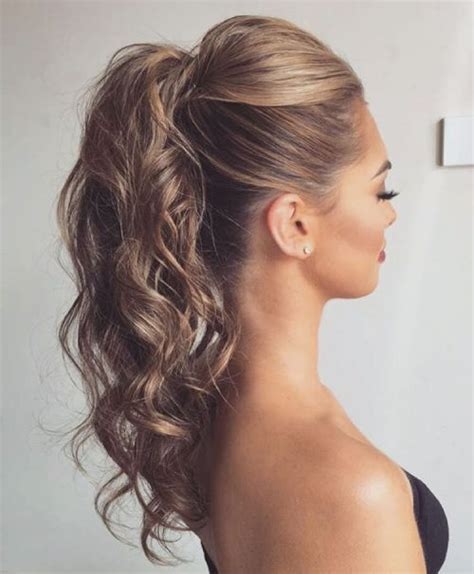 dressy ponytail hairstyles 20 date night hair ideas to capture all the attention