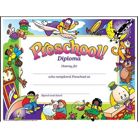 moving up certificate templates preschool diploma certificate accessories kindergarten