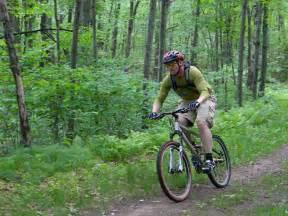 Bike Trails Washburn County Road