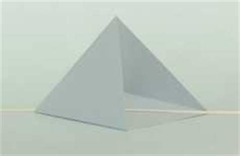 Origami Illusion Explained - optical illusion ceilings nine triangles by