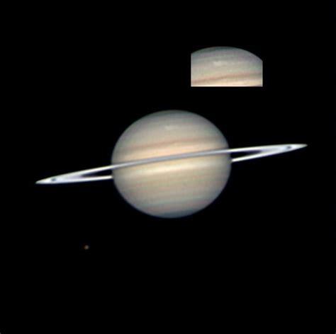 satellite sent to saturn nasa cassini and on saturn