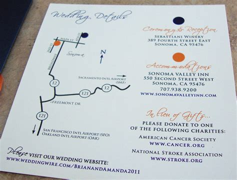 wedding invitations directions wedding maps papercake designs