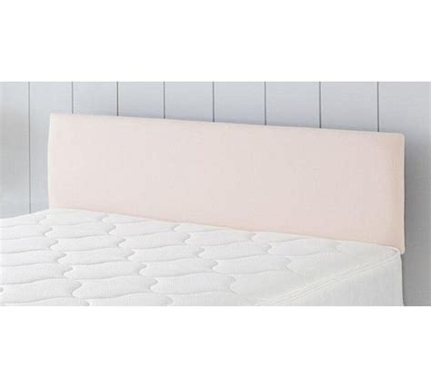 argos headboard buy airsprung hollis small double headboard cream at