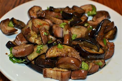 sauteed eggplant appetizers pinterest